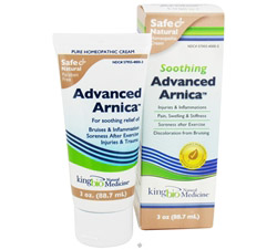 Soothing Advanced Arnica Homeopathic Cream