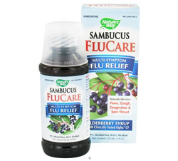Sambucus Flu Care Elderberry Syrup