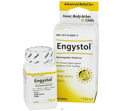 Engystol Homepathic Flu Medicine