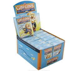 Gin Gins Boost Ultra Strength Ginger Candy Travel Size