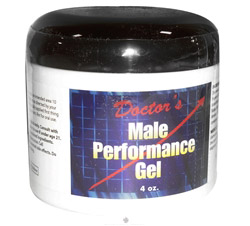 Doctor's Male Performance Gel (formerly Doctor's Testosterone Gel)