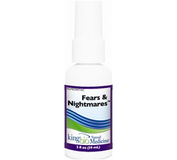 Homeopathic Natural Medicine Fears & Nightmares