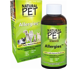 Natural Pet Allergies For Felines Large