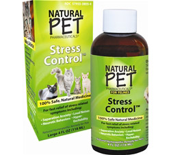 Natural Pet Stress Control For Felines Large
