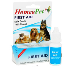 First Aid Liquid Drops For Pets CLEARANCE PRICED