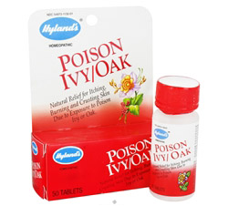 Poison Ivy/Oak Tablets