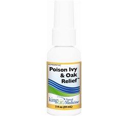 Homeopathic Natural Medicine Poison Ivy & Oak Relief