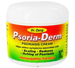 Homeopathic Psoria-Derm Psoriasis Cream CLEARANCE PRICED