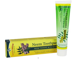 TheraNeem Organix Toothpaste Neem Therape With Mint