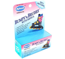 Bumps 'N Bruises With Arnica