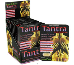 Tantra Powerful Male Sexual Enhancer (Formerly Natural Burst)