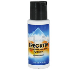 Erecktiv Personal Enhancement Cream for Men