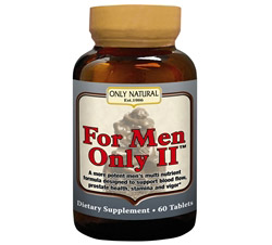 For Men Only II Ultra Potent Male Formula