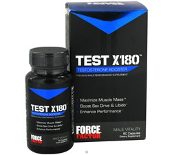 Test X180 Testosterone Booster