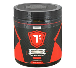T+ Testosterone & Performance Watermelon - 30-Day Supply