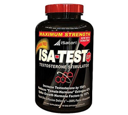 ISA-Test Maximum Strength Testosterone Stimulator