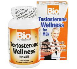 Testosterone Wellness for Men