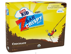 Kid Z-Bar Organic Crispy Rice Chocolate