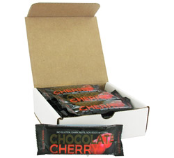 Energy Bar Chocolate Cherry