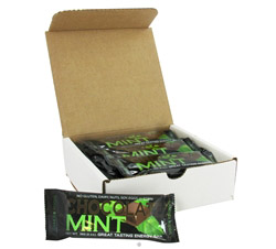 Energy Bar Chocolate Mint