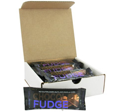 Energy Bar Chocolate Fudge