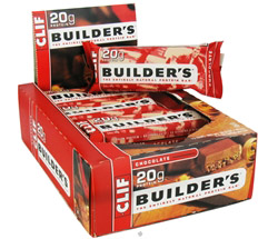 Builder's Protein Crisp Bar Chocolate