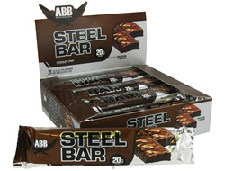Steel Bar Chocolate Crisp