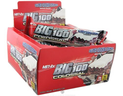 Big 100 Colossal Meal Replacement Bar Super Cookie Crunch