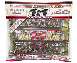 1:1 Protein Bar Variety Pack