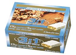 3:1 Protein Bar Granola Oatmeal
