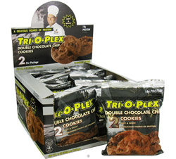 Tri-O-Plex Cookies Double Chocolate Chip