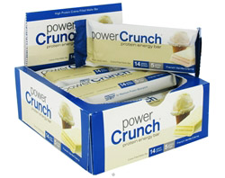 Power Crunch High Protein Energy Wafer French Vanilla Creme
