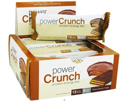Power Crunch High Protein Energy Wafer Peanut Butter Fudge