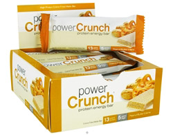Power Crunch Protein Energy Wafer Bar Peanut Butter Creme