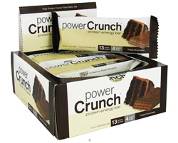 Power Crunch High Protein Energy Wafer Triple Chocolate