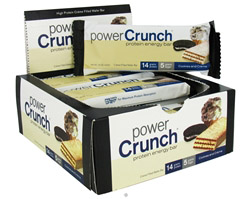 Power Crunch High Protein Energy Wafer Cookies & Creme