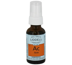 Ac Acne Homeopathic Oral Spray CLEARANCE PRICED