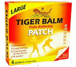Pain Relieving Patch Large Size