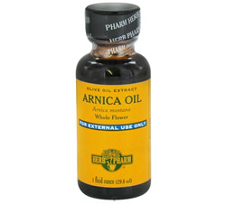 Arnica Oil Extract