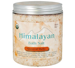 Bath Salt Queen of Sheba by Aloha Bay