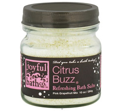 Bath Salts Refreshing Citrus Buzz