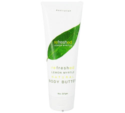 Australian Body Butter Refreshed Lemon Myrtle LUCKY DEAL