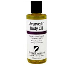 Ayurvedic Hydrating Body Oil
