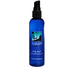100% EMU Oil Body Mist