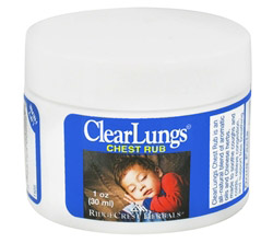 ClearLungs Chest Rub
