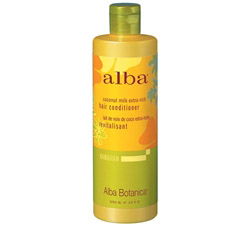 Alba Hawaiian Hair Conditioner Extra-Rich Coconut Milk