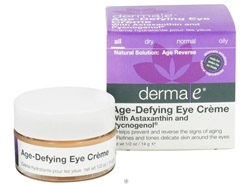 Age-Defying Eye Creme (Formerly With Astaxanthin and Pycnogenol)