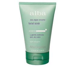 Alba Advanced Sea Algae Enzyme Facial Scrub
