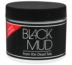 Black Mud All Natural Facial Mask from the Dead Sea