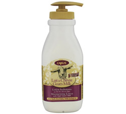 Goat's Milk Moisturizing Lotion Orchid Oil
